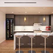 Wine cellars 148 bottles - Série Designer Series