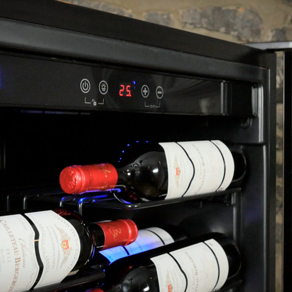 Magnum Cellars - cellier Designer Series - 181 bouteilles bottles