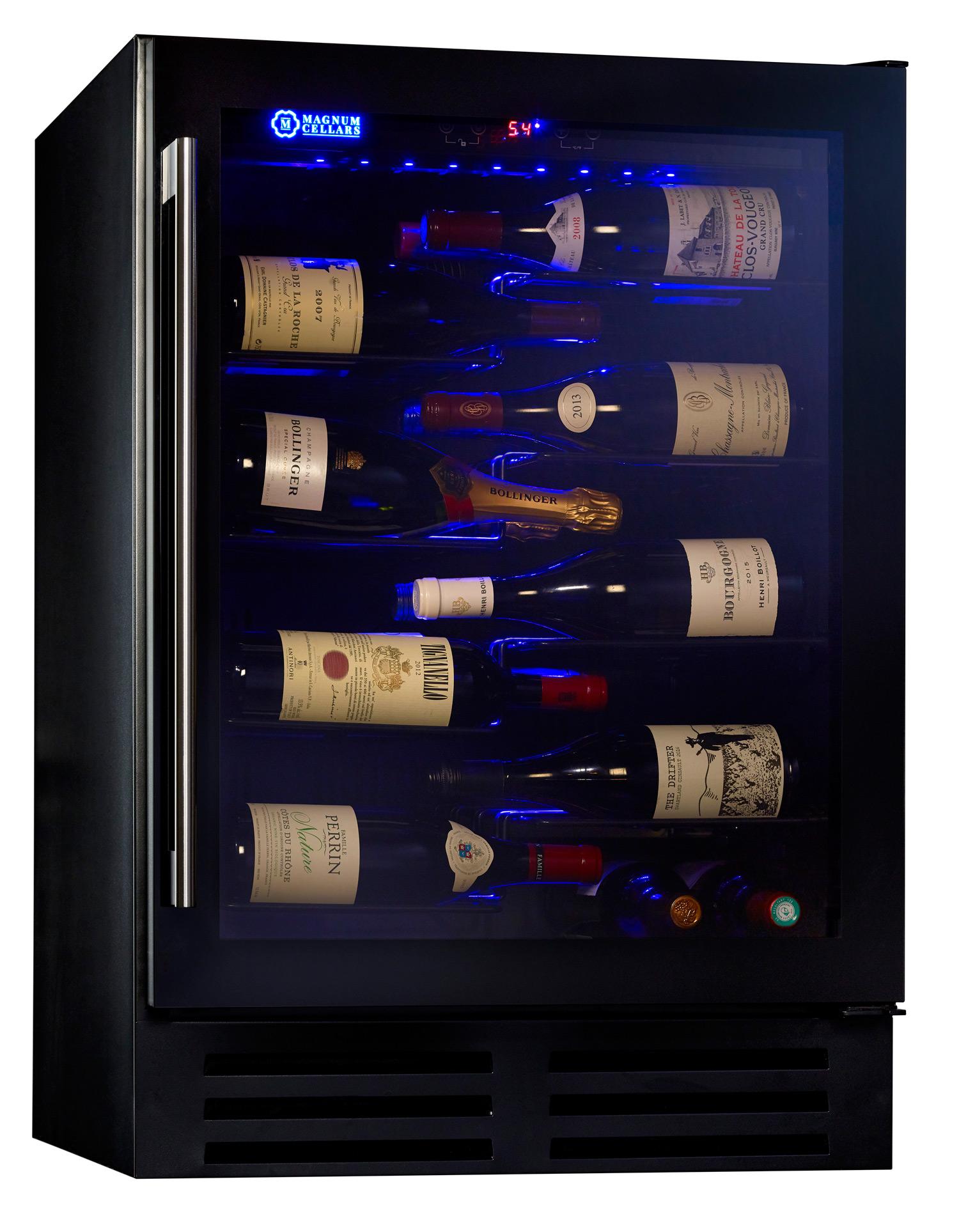 Magnum cellars - Designer series - 42 bouteilles/bottles - 1 zone