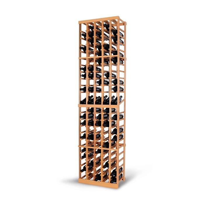 Magnum support à bouteille wine racking - 5 colonnes columns