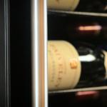 Designer series wine cellar - stainless steel handle