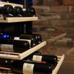 Magnum Cellars - cellier 2 zones 46 bouteilles - 46 bottles 2 zone wine cabinet - detail