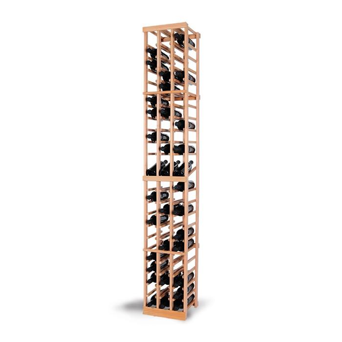 Magnum support à bouteille wine racking - 3 colonnes columns