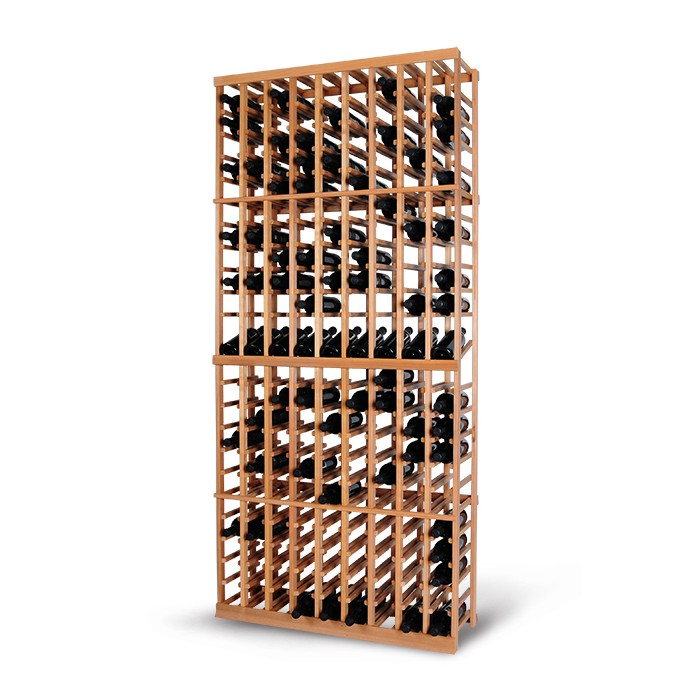 Magnum support à bouteille wine racking - 9 colonnes columns