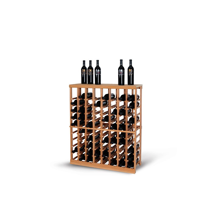 Magnum support à bouteille wine racking - individuel comptoir individual counter